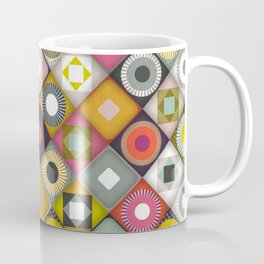 parava diagonal Coffee Mug
