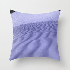 Impending Dune Throw Pillow
