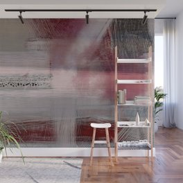 Zen Sunrise - Contemporary Abstract Wall Mural