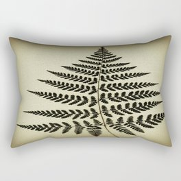 Fern Leaf Rectangular Pillow