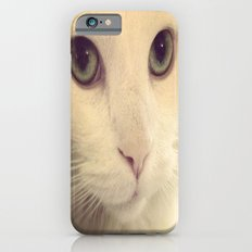 pretty eyes iPhone 6s Slim Case