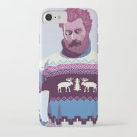 90s iPhone & iPod Cases featuring 80/90s - Trmd by Mike Wrobel