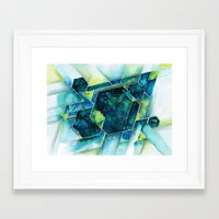 apollo Framed Art Prints featuring :: Apollo :: by Antonio Holguin