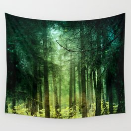Enchanted light Wall Tapestry