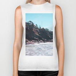 Beach Living Biker Tank