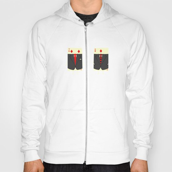 Suited Cards Hoody