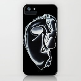 Cat  X-Ray iPhone Case