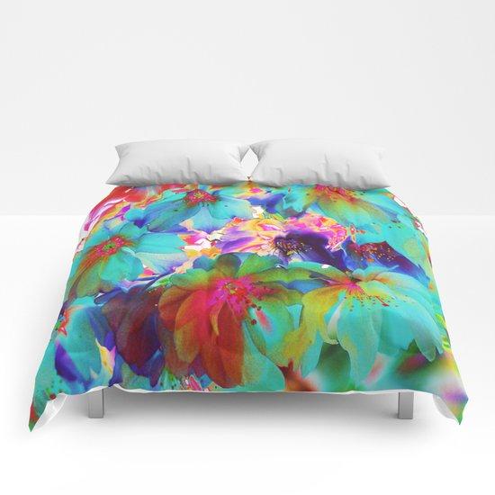 Oriental Happiness Comforters