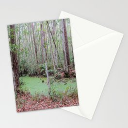 Submerge Your Worries Stationery Cards