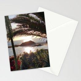 TREASURE ISLAND SUNSET Stationery Cards