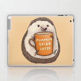 Pumpkin Spike Latte Laptop & iPad Skin