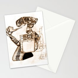 WALL-ace Stationery Cards