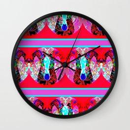 Aries Ram Wall Clock