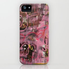 When Light Covers Dark iPhone Case