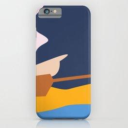 Manic mix iPhone Case