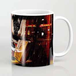 Drive Through Shopping Coffee Mug