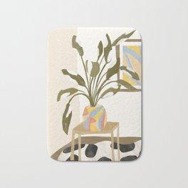 The Plant Room Bath Mat