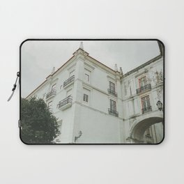 Church São Vicente of Fora in Lisboa Laptop Sleeve