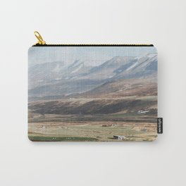 Icelandic Farm Country Carry-All Pouch