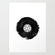 Surrounded by Sound Art Print