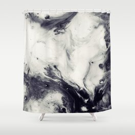 grip Shower Curtain