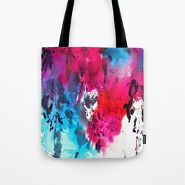 The Horror Melts Away Tote Bag