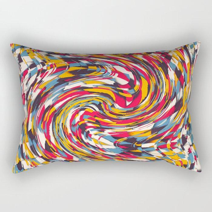 Spinning Rectangular Pillow