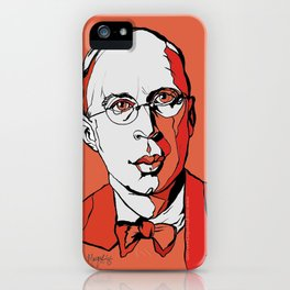 Sergei Prokovief by Arty Margit iPhone Case