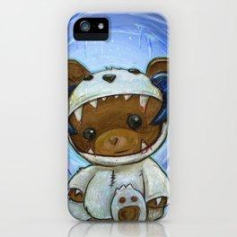 Mr. Chompypants meets a Wampa iPhone Case