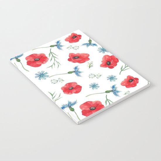 Summer field patterns Notebook