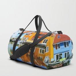Dutch suburbs Duffle Bag