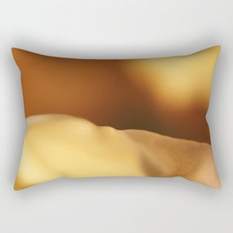 Buttery Petals Rectangular Pillow