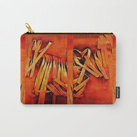Wind In Your Hair Carry-All Pouch