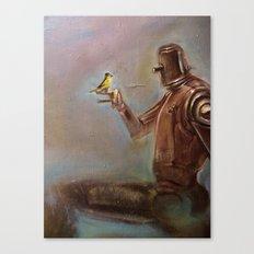 LittleTimeToRest Canvas Print