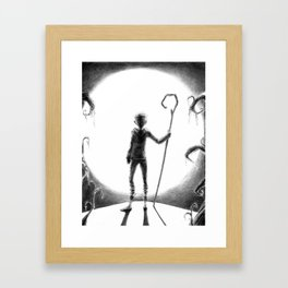 Jack Frost (Rise of the Guardians) Framed Art Print
