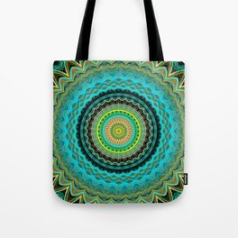 Bliss Mandala Tote Bag
