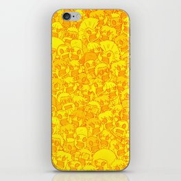 Zombies everywhere! iPhone Skin