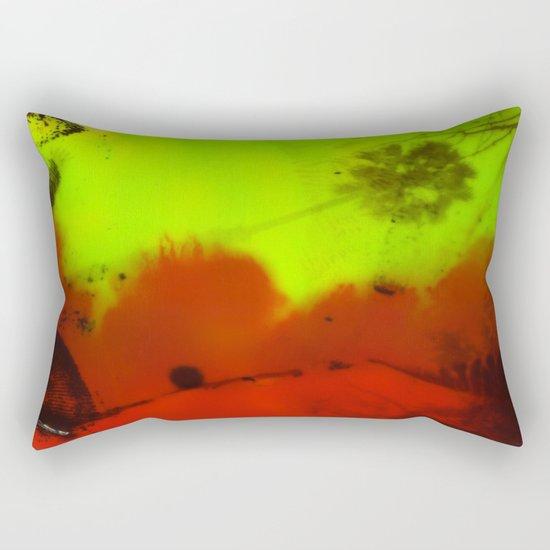 Napalm Rectangular Pillow