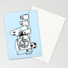 Cleanup Stationery Cards