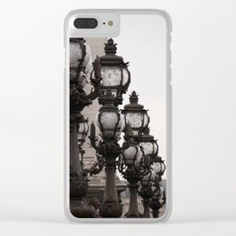 Invalides Clear iPhone Case