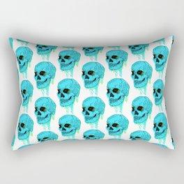 5Kull pattern Rectangular Pillow