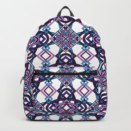 Don't Be Cross- Purple Hues Backpack