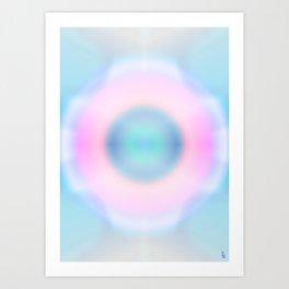 Eye Of The Beholder Art Print