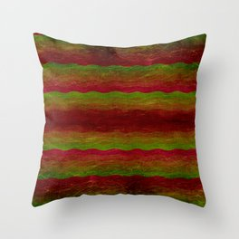 Vintage Color Throw Pillow
