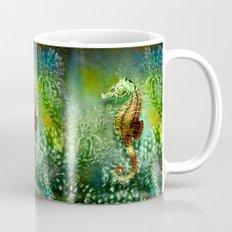 Seahorse Tropical Ocean Life Mug