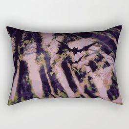 bat spore forest Rectangular Pillow