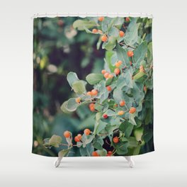 Honeysuckle Shower Curtain