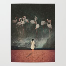 Hanging on to a Dream Poster