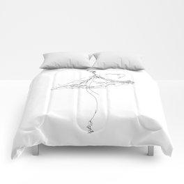 Ruby Comforters