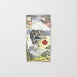 2018 Chinese New Year of the Earth Dog Hand & Bath Towel